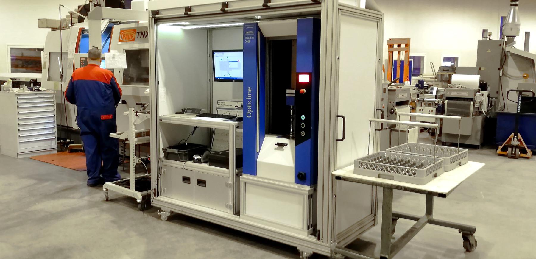 Koneistuspalvelut, CNC-koneistus